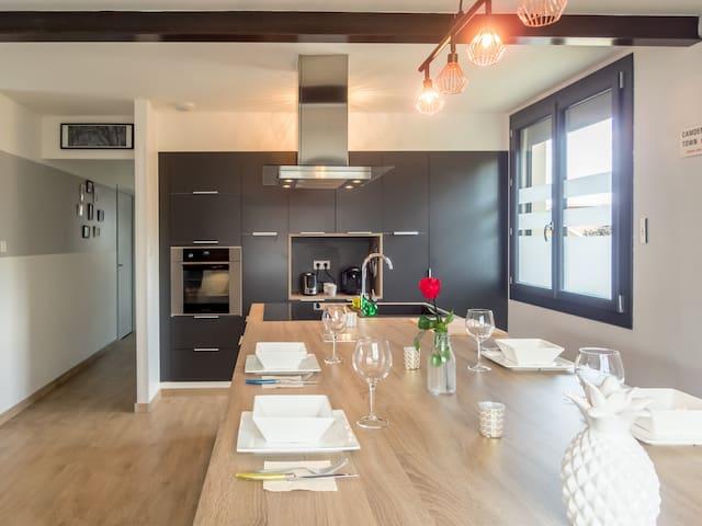 Maison cosy Pyrénées + Petit déjeuner inclus