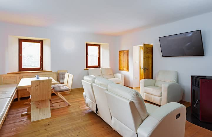 Old Farmhouse Breg - Spacious apartment
