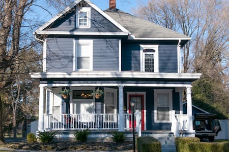 Grand Old Granville Home
