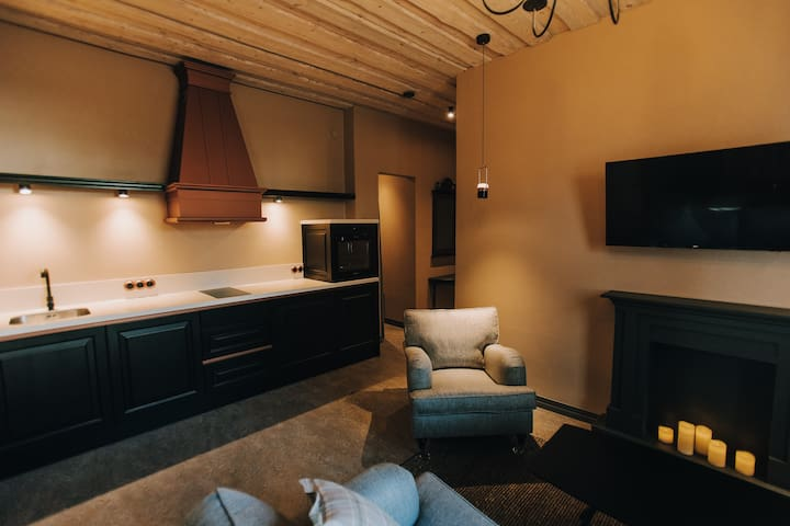 The second apartment - beautiful comfort