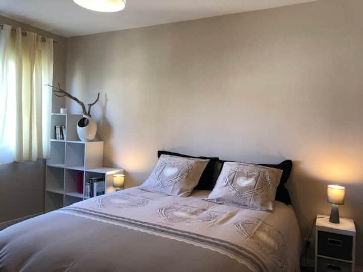 Appart Design Confort, Propre & Calme, 1 litx160