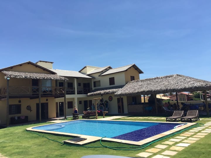 Casa de praia Morro Branco Ceará