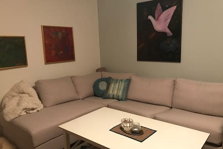 15 minutes to central, near metro and train - Stockholm
