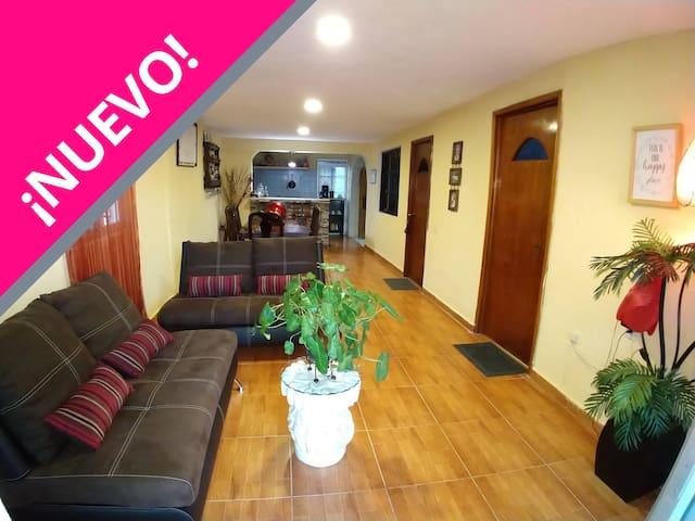 Casa Elena del Mar (2 habitaciones - 5 personas)