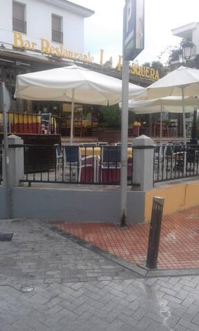 La Pesquera Restaurant              In Orange Square