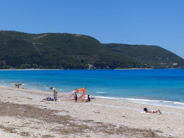 Villa Menta - Agios Ioannis beach - Lefkada - Casa