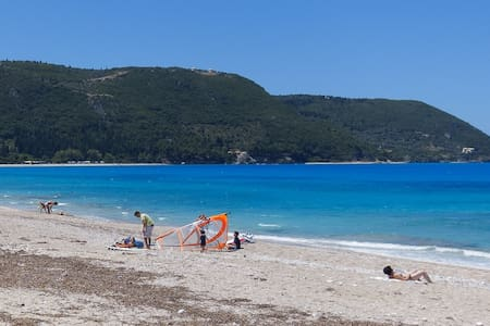 Villa Menta - Agios Ioannis beach - Lefkada