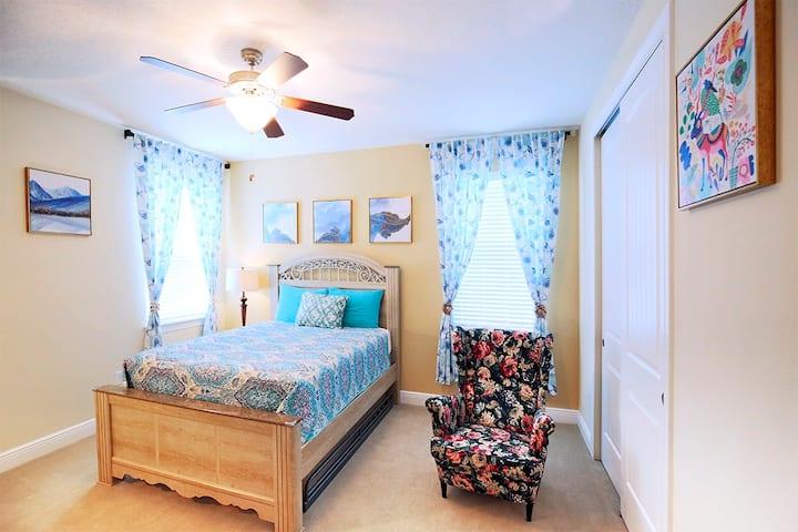 Located in a luxury resort community near Disney.1