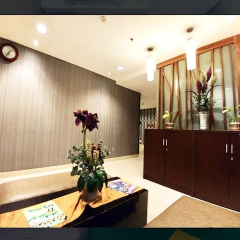 Spacious 1BR Thamrin City, Grand Indonesia