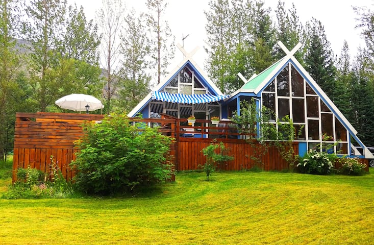 A charming Cottage, Golden Circle, near Laugarvatn