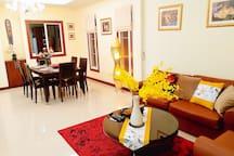 stylished living room