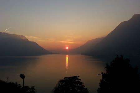 Bellissima vista lago di Como - Blevio