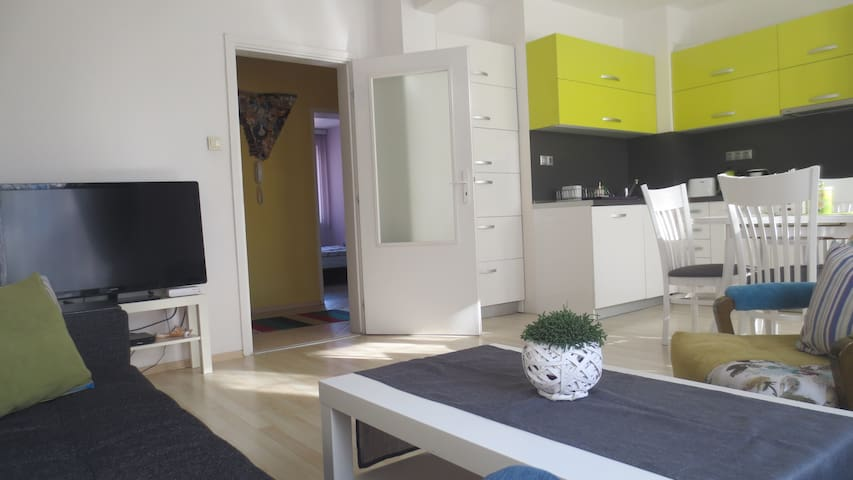 Beautiful, modern apartment - Plovdiv - Apartamento