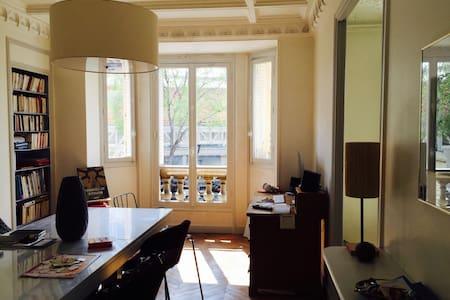 Très beau 4 pièces. 80m2 - Paris - Apartment