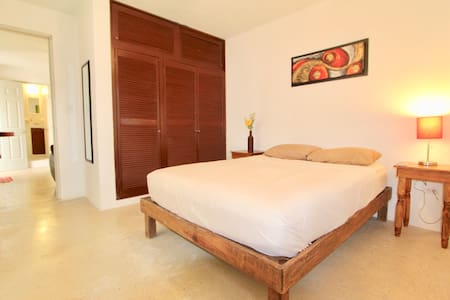 Suite - Top location A/C, Wifi #5F - Playa del Carmen - Wohnung