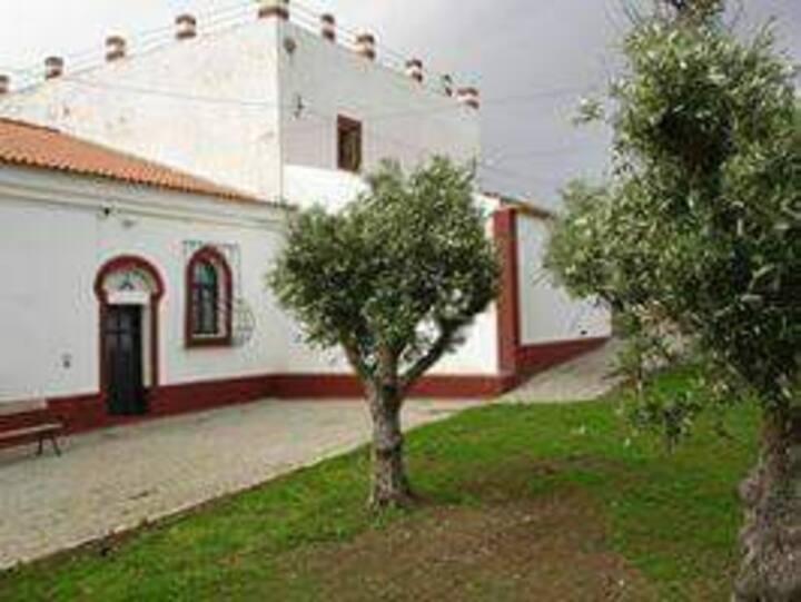 Quinta do Castelo - em pleno aroma Alentejano