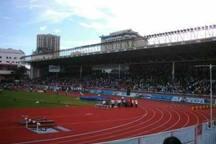 Near Rizal Stadium