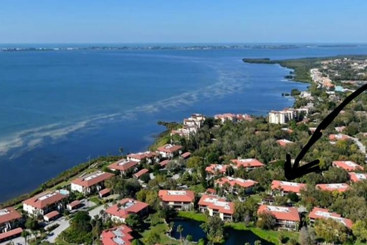 Quiet Tropical retreat close to Anna Marie Island - Bradenton - Apartment