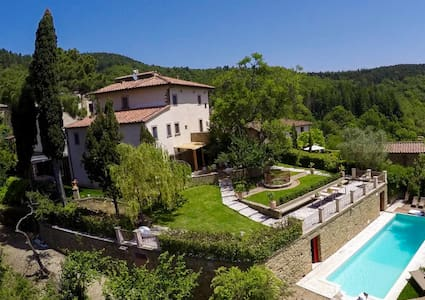 Villa Albizi holiday home Gaiole - Gaiole In Chianti - Villa