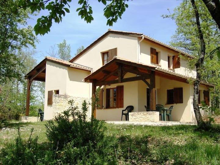 Dordogne Holiday Resort **** Villa 6/8 pers #2