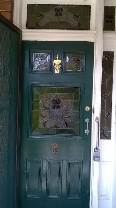 Federation Front Door - Welcome