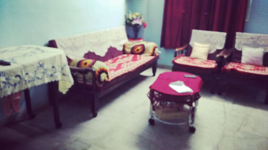 A homely 1bhk in Navi Mumbai