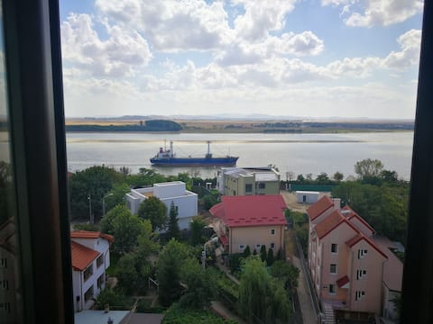 Danube View Apartment