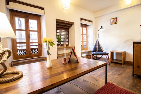 2 rooms unit beautiful historical Patan -1st Floor