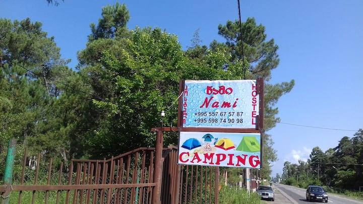 Отель Nami