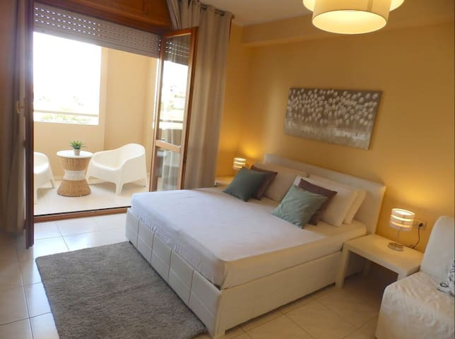 Double bed rooms air-conditioned Apartment - Cagliari - Wohnung