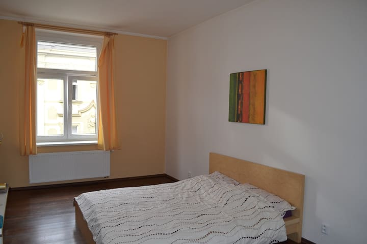 Amazing apartment 15 minutes from the city center - Praag - Appartement