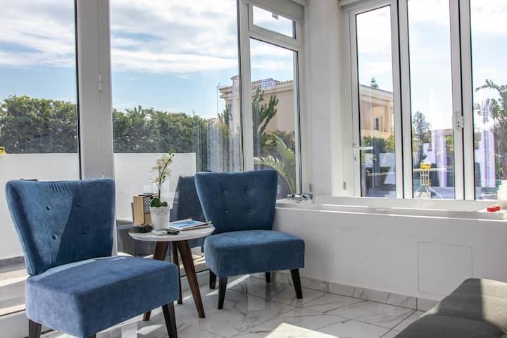Nissi49 apartments Studio with jaccuzi (5)
