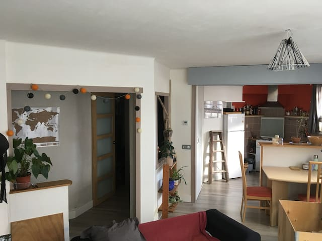 Location T2 - 43m2 - Saint-Cyprien