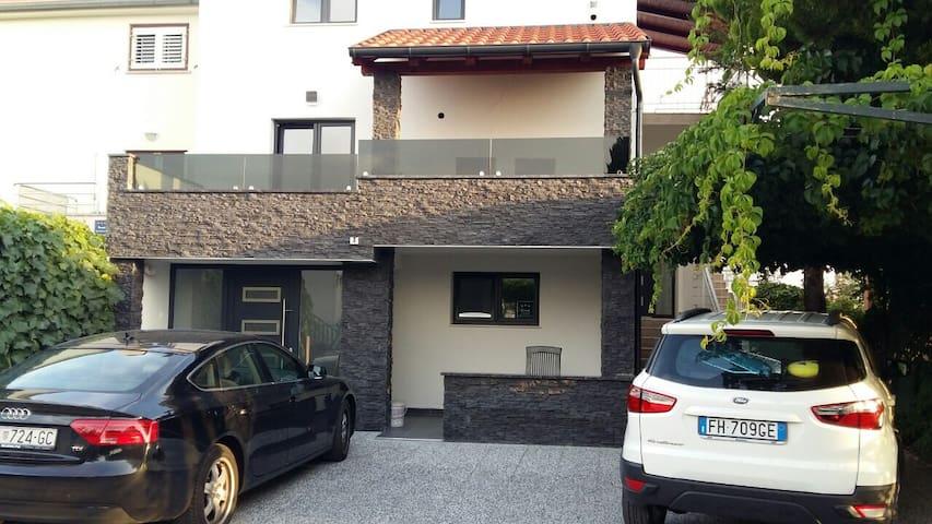 Vila Nera studio apartman 2+1