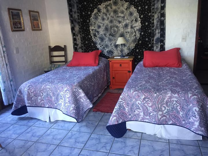 Deluxe privado room in Montoya