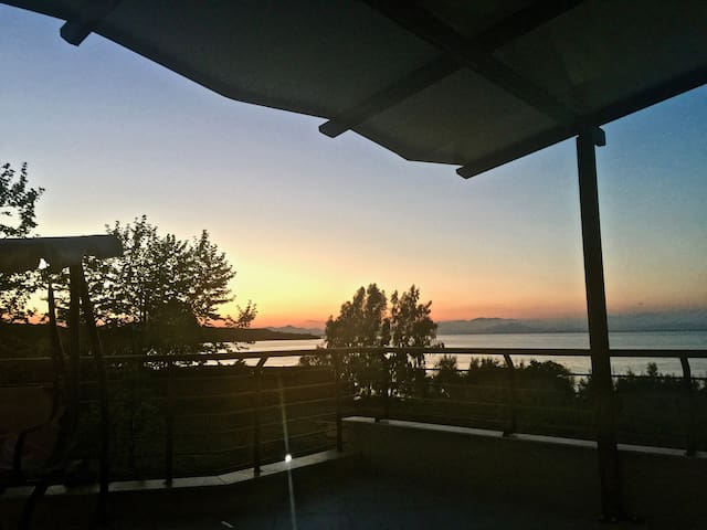 "Villa Rouga Beach - ""Paradise"" - Paliampela, Vonitsa, Lefkada - House"