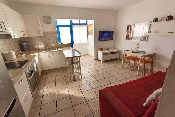 Casa Maralba Famara,cosy apartment in Famara