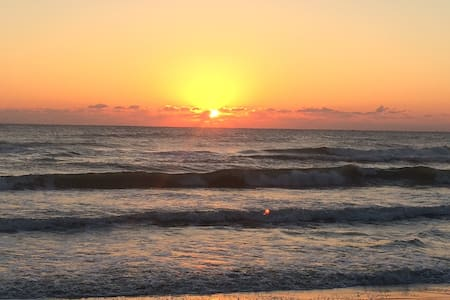 Sunrise and Sunset Condo - New Smyrna Beach