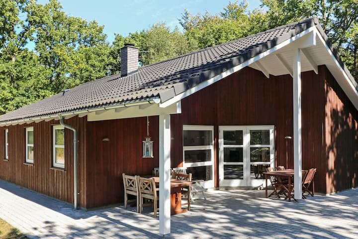 Luxurious Holiday Home in Hadsund with Sauna