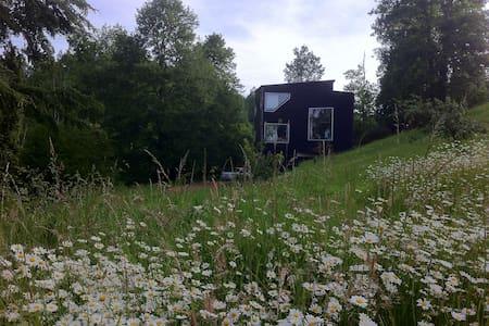 Cozy cabin/loft in nature preserve