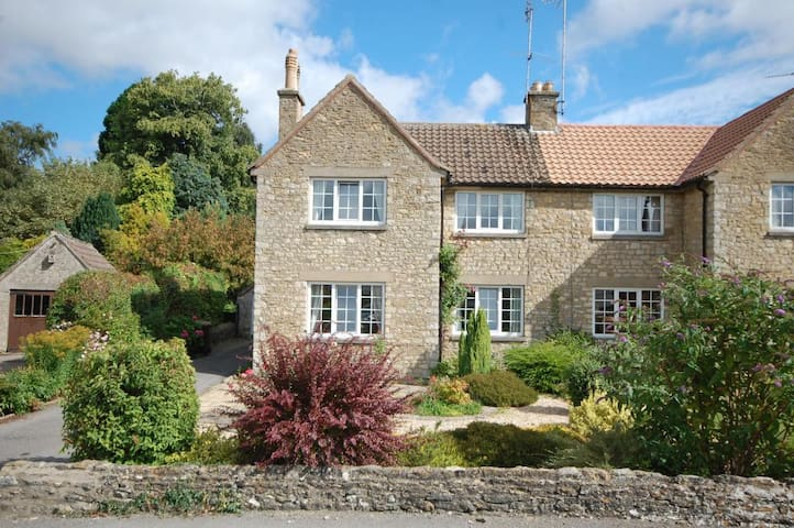 Feversham Cottage, 2 Stonegarth Helmsley YO62 5AJ - Helmsley - บ้าน