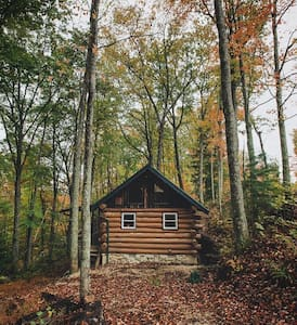Laurel Landing Log Cabin in the Red River Gorge