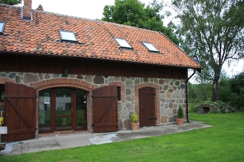 Mierki Cottages in Polish Lake District
