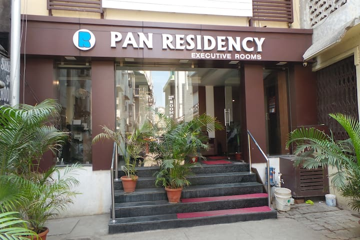 Pan Residency - Chennai - Boutique-hotell