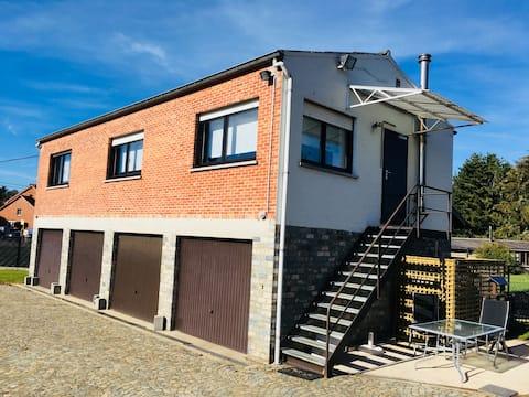 Appartement in hartje België