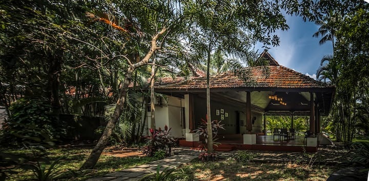 OG's Tharavadu, Ancestral Home by the Backwaters