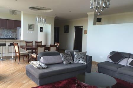 Mocha Apartments C1, Bunga