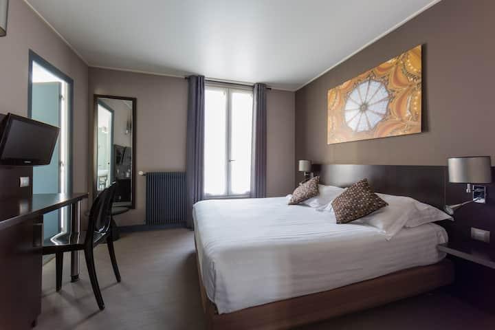 Hotel Jardin de Villiers Paris-Habitación doble