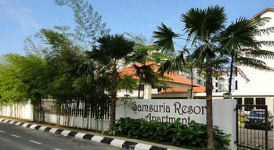 Limited time offer Samsuria Resort