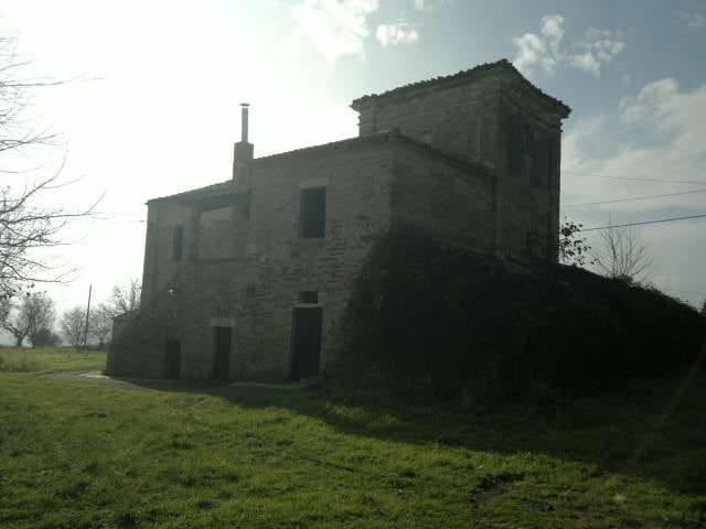 ...LA TORRETTA DI GAGLIERANO... - Città Sant'Angelo - วิลล่า